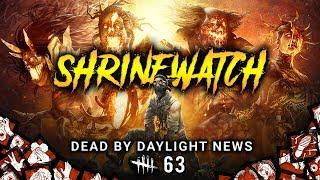 HALLOWEEN SKINS LEAKED [#63] ShrineWatch & DBD News with HybridPanda