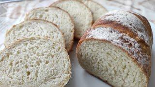 Самый удачный рецепт хлеба батона Идеально быстрый и такой домашний