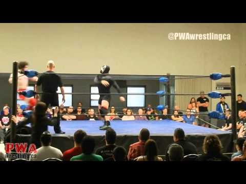 PWA Adrenalize '15 - Mephisto Vs. Reid Matthews