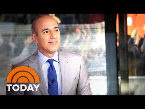 Matt Lauer: 'There Are No Words To Express My Sorrow And Regret'  TODAY