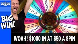 💸 $1000 In & $50 Per Spin 💰 Nice BIG Win @ Las Vegas ✪ BCSlots (S. 19 • Ep. 1) #AD