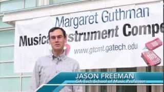 Download Video Margaret Guthman Musical Instrument Competition at Georgia Tech MP3 3GP MP4