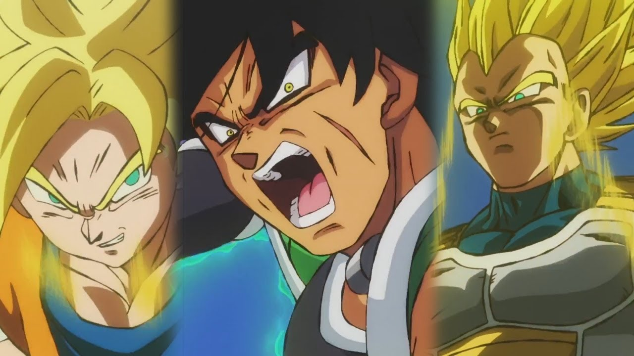Dragon Ball Super Broly German Sub Stream