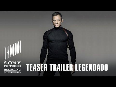 007 CONTRA SPECTRE   Teaser Trailer Legendado   5 de novembro nos cinemas