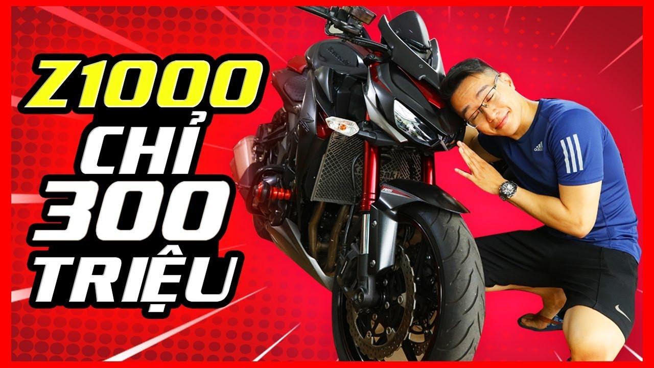 PKL – Mua xe mô tô đã qua sử dụng ở đâu? (2nd bigbike shop in Saigon)