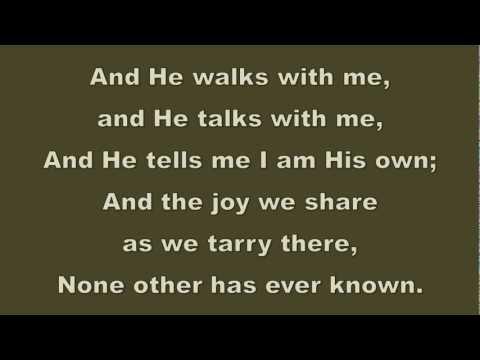 In the Garden - Hymn - Karaoke