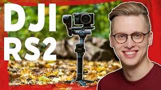 DJI RS2 Review | The Ultimate Pro-Level Gimbal? 🎥