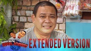 Ano ang iniisip ng artista para maiyak sa eksena? | Episode 67 | Sagot Ka Ni Kuya Jobert