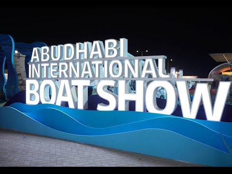அபுதாபி போட் திருவிழா | Abu Dhabi International Boat Show 2019| Vlog 5