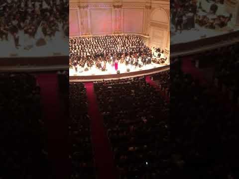 Lauren Daigle @ Carnegie Hall #2