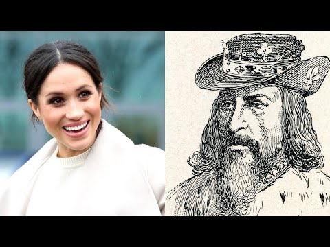 Meghan Markle Has Her Own Royal Roots, Historian Finds