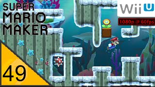 Super Mario Maker one level per day ★ 49 ★ Lass dich nicht irre führen ! ★ Nadi ★ GERMAN