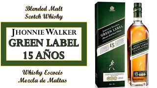 Hablemos de: Johnnie Walker Green Label