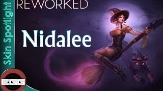 All Nidalee Skins Spotlight | League of Legends Skin Review