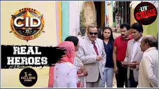 Fallacy Behind The Dual Link | सीआईडी | CID | Real Heroes