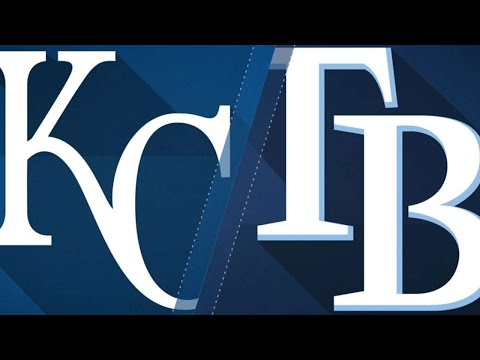 Rays walk off on an error to sweep Royals: 8/23/18