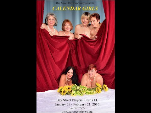 Calendar Girls Play