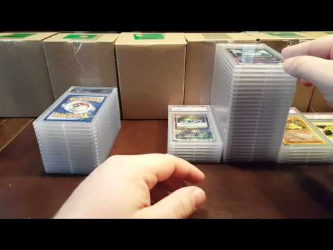 Pokemon PSA Returns #10 - Legendary Collection!!!!