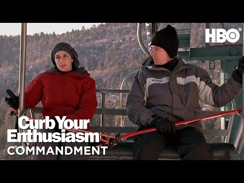 Curb Commandment: Sundown Skit Lift | Curb Your Enthusiasm (2017) | HBO
