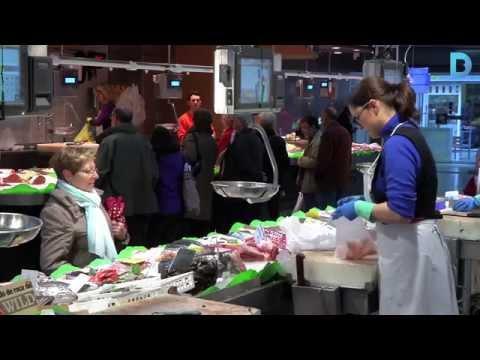 El model de mercats de Barcelona, un referent internacional
