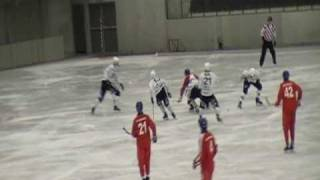 Jenisej - Saik Semifinal World Cup Bandy 2009 Part 4