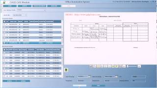 Watch a small demo of the hr module our office automation system designed with very own framework - veracious oasis !! (o...