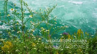 LAS ESTACIONES: Meditacion Guiada de 1 Minuto | A.G.A.P.E. Wellness