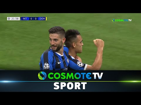 Ιντερ - Ντόρτμουντ (2-0) Highlights - UEFA Champions League