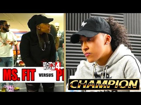 MS. FIT vs PHARA FUNERAL QOTR | CHAMPION