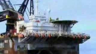 Building the Biggest(Гонка по прокладке 1200-километрового трубопровода по дну моря между Норвегией и Англией началась. Он будет..., 2008-01-15T16:55:02.000Z)