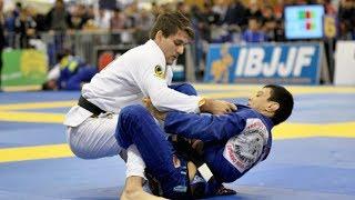 Rafael Mendes Vs Paulo Miyao | IBJJF Europeans 2014 | Art Of Jiu Jitsu Academy