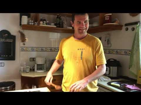 Receta de paella de verduras a la Daniela