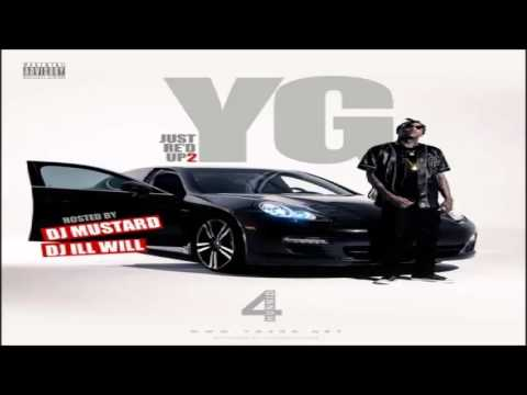 YG - Playin (feat. Young Jeezy & Wiz Khalifa) (Just Re'd Up 2) New 2013