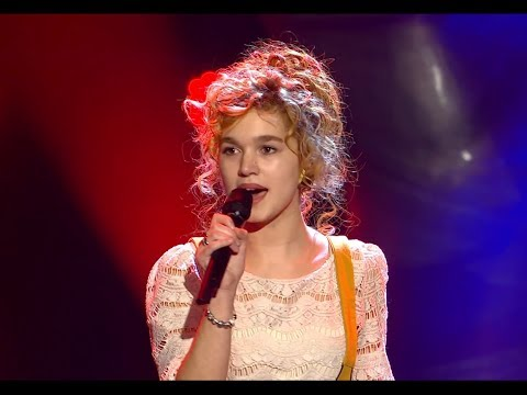 Iandara Brobecker  La Vie En Rose  Blind Audition  The Voice of Switzerland 2013