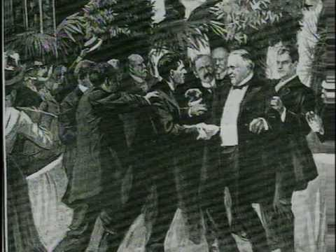 Passing the Torch: McKinley, Roosevelt and the 1901 Pan-American Exposition