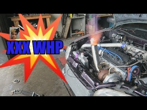 D16 TOP MOUNT TURBO GETS DYNO TUNED!