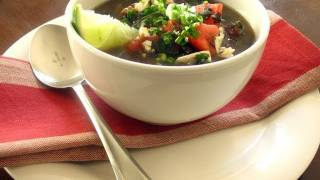 How To Make Cuban Black Bean Soup In The Crock-pot