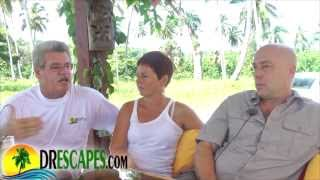 Canadian Expats Discuss Business Opportunities in Cabrera Dominican Republic