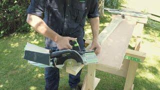Festool HKC 55 EB Circular Saw - Overview