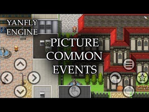 YEP.88 - Picture Common Events - RPG Maker MV - YouTube