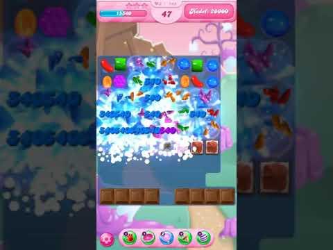 Candy Crush Saga - Türkçe 145. Bölüm Nasıl Geçilir?