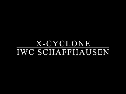 Assista: REVEN X-CYCLONE Air Cleaner @ IWC SCHAFFHAUSEN