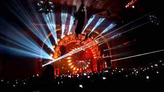 Qlimax 2011 opening + coone intro 720p