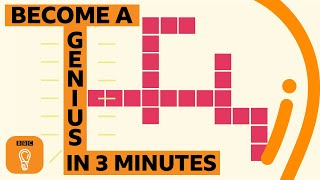 How to win at... cryptic crosswords | Episode 4 | BBC Ideas