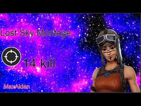 Lost Sky (Fortnite Montage)☠️  