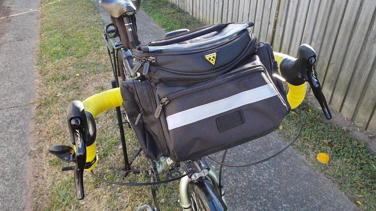Topeak Tourguide Handlebar Bag