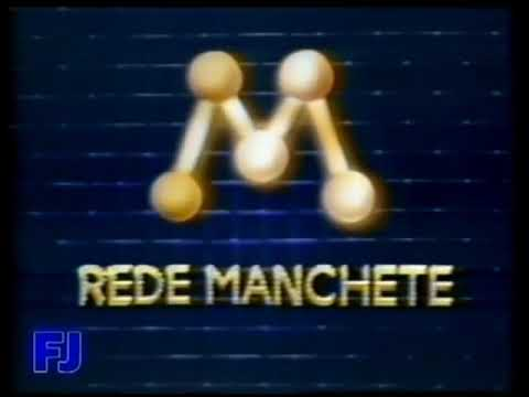 Vinheta Rede Manchete (1983)