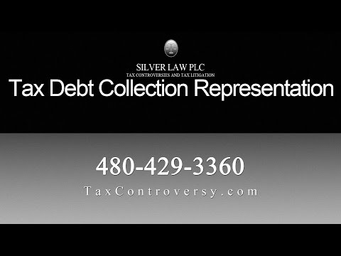 Tax Debt Collection Representation by Silver Law