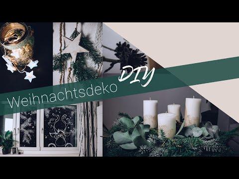 8-diy-weihnachtsdeko---ideen- -winterdeko-2019-einfach-u.-günstig