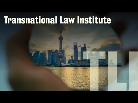 Interview with Professor Colin Scott (UCD) - Meta-Regulation in Transnational Private Governance
